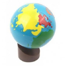 Baby Infant Geography World Globe