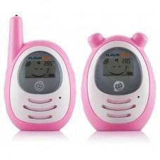Floureon baby monitor  us plug pink BM156