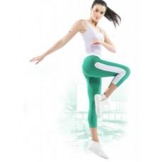 Lefan Female Yoga Three-piece Set For Dance Practicing