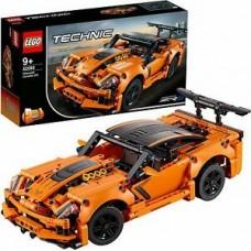 LEGO Technic 42093 Chevrolet Corvette ZR1 New Building Kit Sport Car 579 Pcs