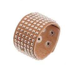 Men's Bracelet Stylish Design Rivet Accessory