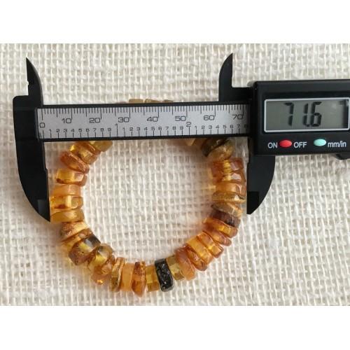 Natural-Baltic-Amber-Bracele