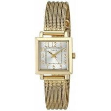 New Timex Women's Goldtone Mesh Strap Watch