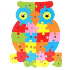 Owl Shaped Puzzle