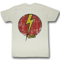 FLASH GORDON FLASH BOLT VINTAGE WHITE