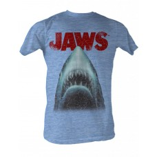 JAWS LIGHT BLUE HEATHER