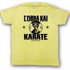 Cobra Kai Light Yellow