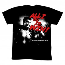 MUHAMMAD ALI LOOK AT HIM GO