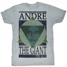 ANDRE THE GIANT  ANDRE GEOMETRIC