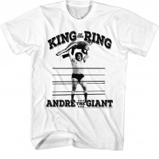 ANDRE THE GIANT  KING OF THE RING