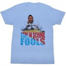 Mr. T  Stay In School