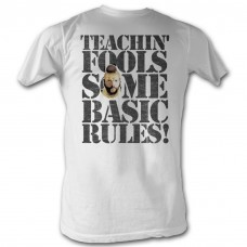 MR. T  RULES FOR FOOLS