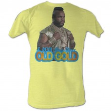 MR. T  OLD GOLD