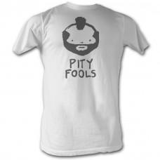 MR. T  PITY FOOLS