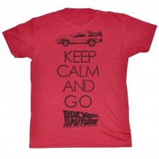 BACK TO THE FUTURE  KEEP CALM