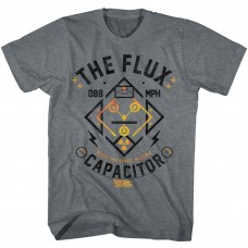 BACK TO THE FUTURE  FLUX STREETWEAR