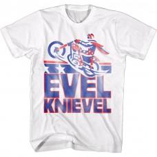 Evel Knievel  Smeared