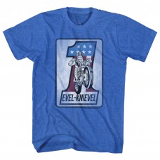 Evel Knievel  One Square