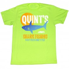 JAWS  QUINT FISH