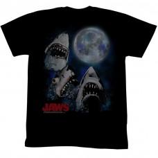 Jaws  Three Shark Moon