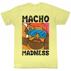 MACHO MAN  WILD LIFE