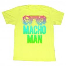 MACHO MAN  SHIELD YO EYES