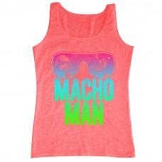 Macho Man  Shield Yo Pinkeye
