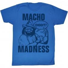 Macho Man  Blue On Blue