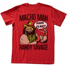 MACHO MAN  OHH YEAH!