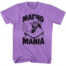MACHO MAN  PROPERTY OF MASH