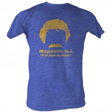 MAGNUM PI  ITS ALL ABOUT THE STACHE