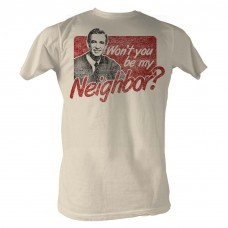 MISTER ROGERS  WON'T YOU