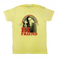 Mister Rogers  Hi Friend