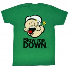 Popeye  Blow Me Down